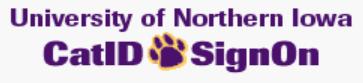 cat id paw print logo