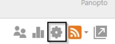 screenshot of gear icon