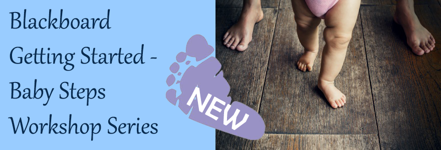 NEW! - Bb Getting Started - Baby Steps Workshop Series