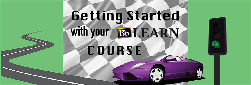 Getting Started with your Bb Learn course